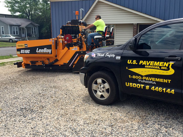 U.S. Pavement Services Uniquely Positioned for the Carolinas