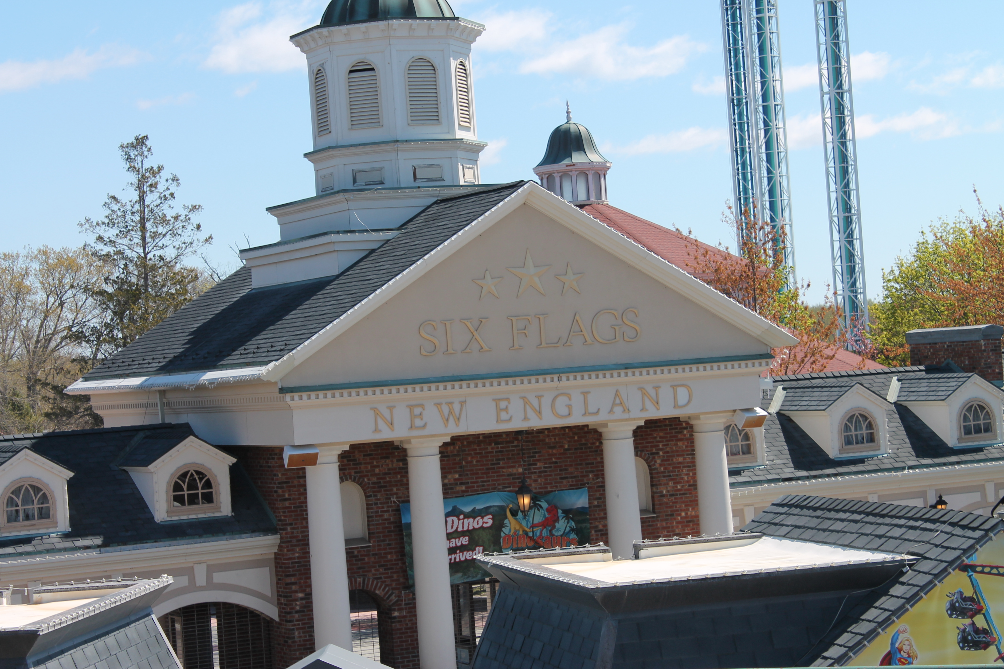 Project Profile: Six Flags New England